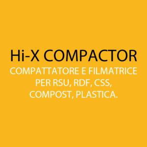 Hi-X COMPACTOR