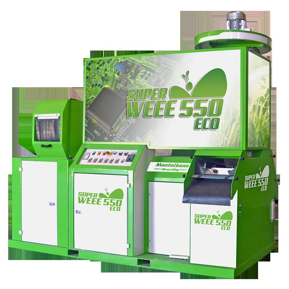 SUPER WEEE 550 ECO